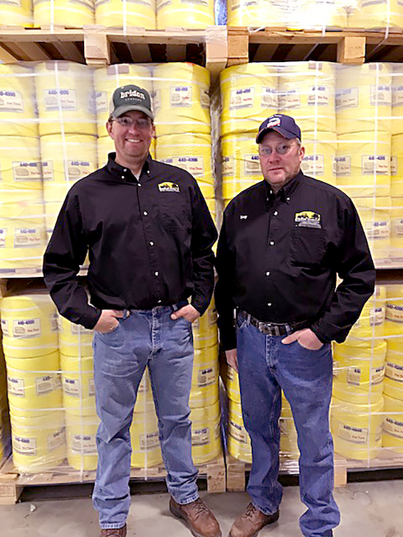 Tony Kellen and Rick Kellen of Fine Twine Co.